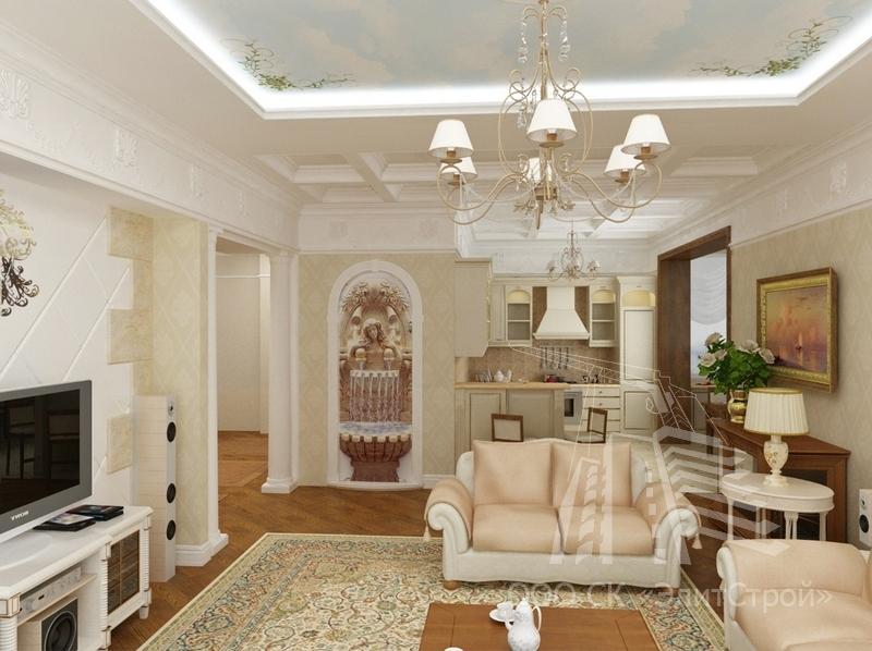 Дизайн интерьера квартиры дизайн